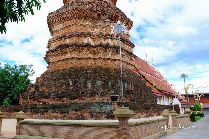 Base du stupa