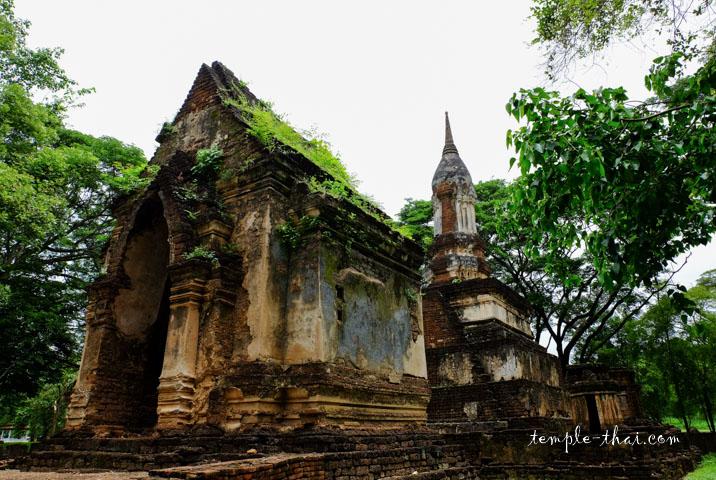 Le Montop suivi du stupa