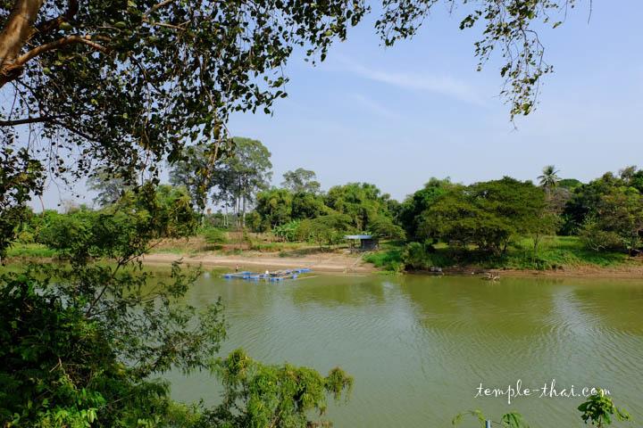 La rivière Pasak