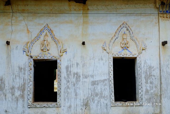 Fenêtres et ornements